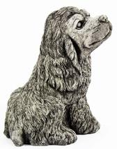 Puppy Concrete Dog Statue  - $59.00
