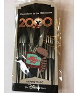Disney Davy Crockett Countdown to the Millennium Pin #94 Disney PIN Erro... - $9.99