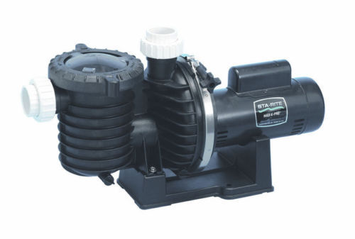 Used, Sta-Rite Max-E-Pro Energy Efficient Pump P6E6H-209L 3.0HP for sale  USA