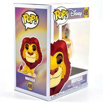Funko Pop! Disney The Lion King Mufasa #495 Vinyl Action Figure image 5