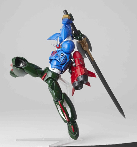 Revoltech Getter Robo: Getter Robo Go Series 089 Ark Action Figure Brand NEW!