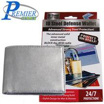 PREMIER® ID STEEL DEFENSE WALLET  MENS/WOMENS - $14.99