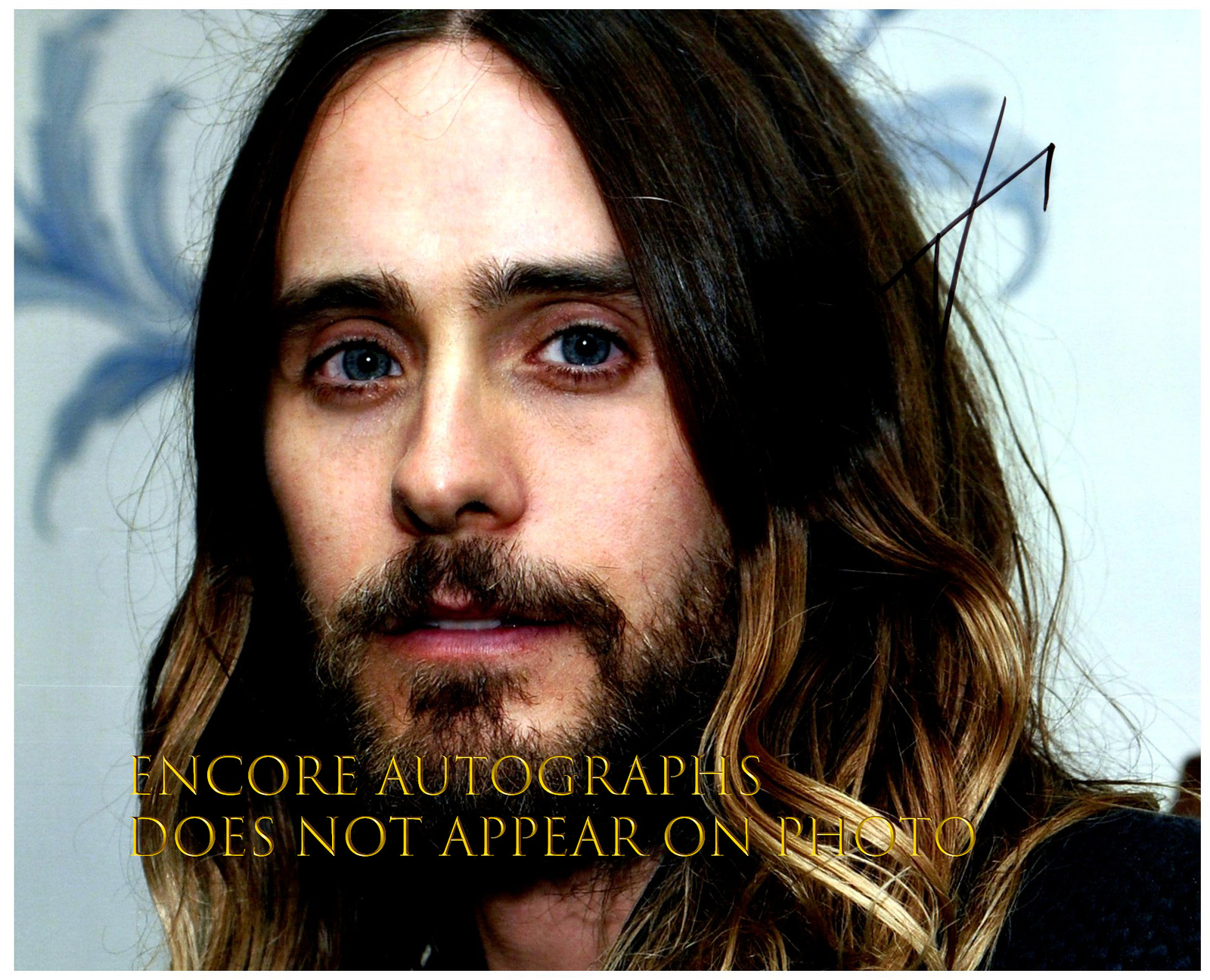 Primary image for JARED LETO  Authentic Original  SIGNED AUTOGRAPHED 8X10 w/ COA 46083