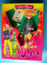 Vintage 1986 Video Of The Holograms Doll W/Cassette Tape Hasbro #4209 Nrfb    - $117.81
