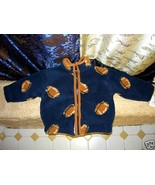B.T. Kids Fleese Football Jacket 3-6 mo. - $5.00