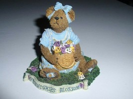 """Boyds Bearstone """"Ima Bestfriend..Forever"""" Longaberger Exclusive #2277933... - $39.99"""