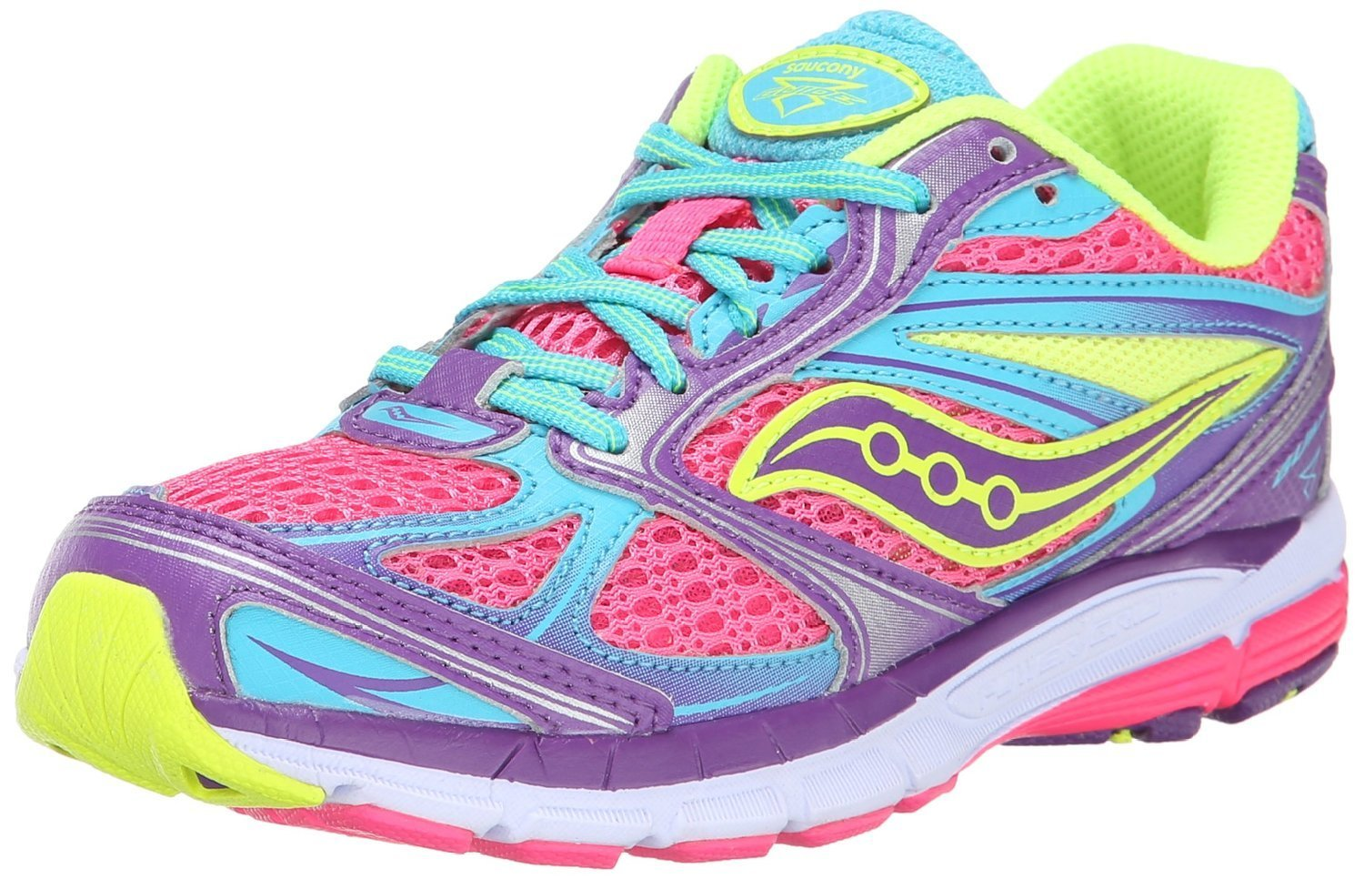 a81bafbd0e37 Saucony Girls Guide 8 Sneaker (Little and 50 similar items