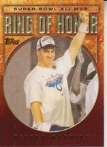 Peyton Manning 2006 Topps Ring Of Honor Card #RH41-PM - $1.50