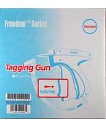 "Garvey Freedom Standard Tag Gun + 1"" 1000 Barbs Cloth  Price Tagging Att... - $12.97"