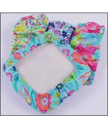 "Snap Cover 6""x 6"" fun fabric cover assorted pri... - $8.20"