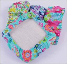 """Snap Cover 11""""x11"""" fun fabric cover assorted prints Q-Snap frame cross s... - $12.50"""