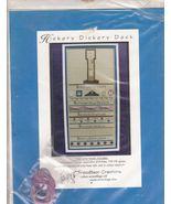 Hickory Dickory Dock Cross Stitch Plus Embroide... - $12.99