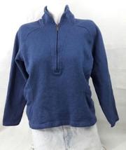 Lands'end Bemice Women petite Helgeson Blue Size XLP Bin25#14 - $10.39