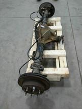 2014 Gmc Savana 2500 Van Rear Axle Assembly 3.42 Ratio Lock - $990.00