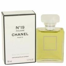 Chanel 19 Poudre by Chanel Eau De Parfum Spray 1.7 oz for Women - $125.63