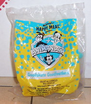 1994 McDonalds Animaniacs Goodskate Goodfeathers Happy Meal Toy MIP - $5.00