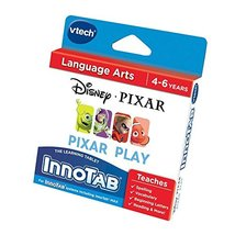 Vtech Innotab Software Disney Pixar - $24.99