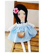 """BLUEBELL, 20"""", rag doll, cloth doll, dolls, rag... - $62.00"""