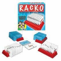 Winning Moves RACK-O, Retro package Card Game Basic pack (Basic pack) - $23.36
