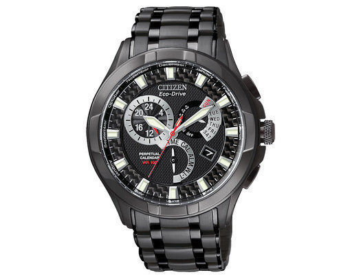 "Primary image for NEW Citizen Men's BL8097-52E Eco-Drive ""Calibre 8700"" Black Ion-Plated Watch"