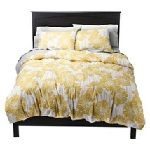 Room Essentials Yellow Floral Duvet Cover Twin Set - $49.99