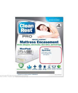 "Pro Bed Bug Proof Mattress Cover Encasement TWIN XL 15""-21"" Dust Mite Wa... - $56.97"