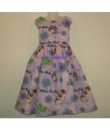 NEW Handmade Hasbro Littlest Pet Shop LPS Lilac Dress Sz 12M-14Yrs - $59.98