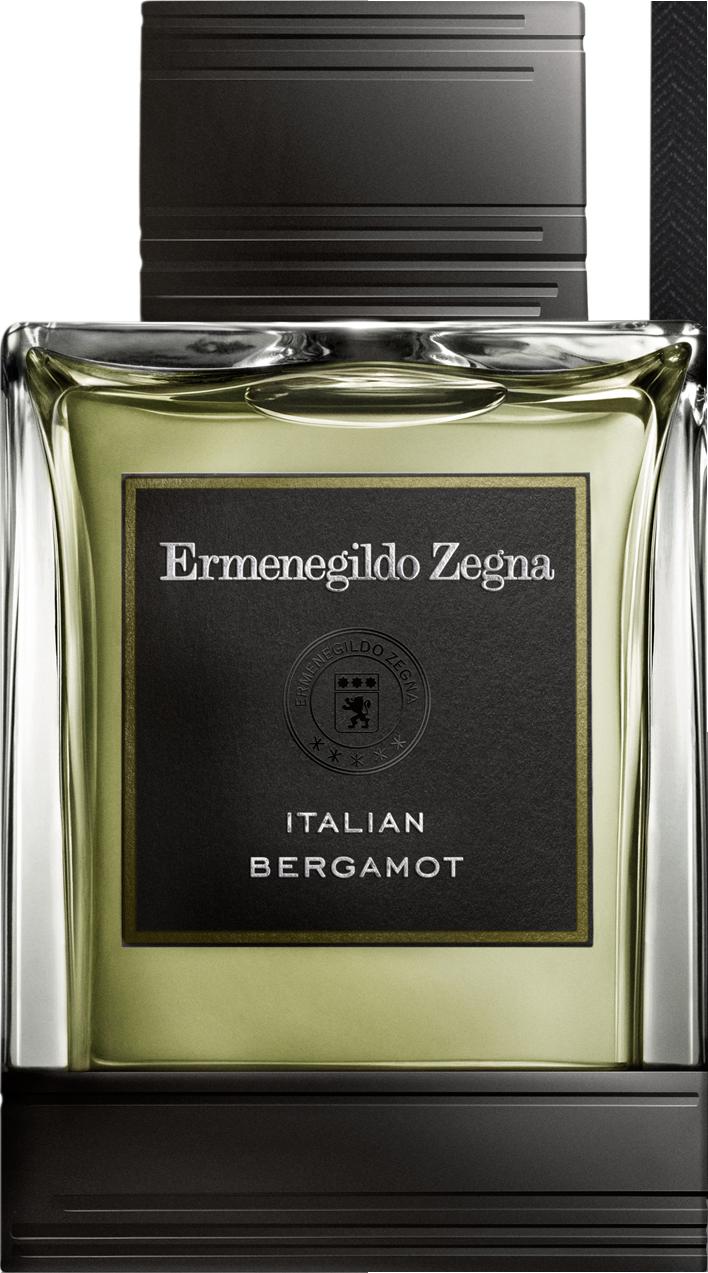 ITALIAN BERGAMOT by ZEGNA 5ml Travel Size Spray Perfume VETIVER NEROLI