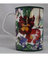 Royal Doulton Expressions Fruit Tapestry Mug Designed By Ruth Parry EUC - $17.98