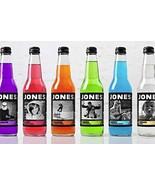 Jone Soda Variety Packs 12 ounce bottles (6) - $12.86