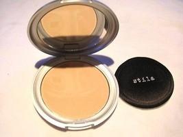 STILA Sheer Color Face Powder SPF15 SHADE 1 Light Full Size NIB - $21.78