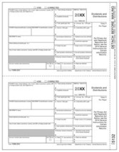 IRS Approved 1099-DIV Copy C Tax Form - $14.50+