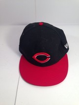 CINCINNATI REDS 9FIFTY One Size Fits All NEW ERA Hat *EUC* - $17.93