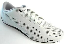 Puma Cat 5 Ultra Men's WHITE/BLACK Shoes #36228803 - $59.99