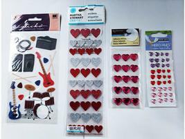 Year Round Stickers, Set of 16 Sticker Packs #2406 image 3