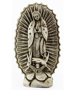 Lady of Guadalupe Concrete Statue  - $198.00