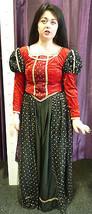Medieval Lady - Ann Boleyn , Quality Threatre Costume   - $53.86