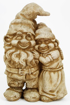 Love Gnomes Concrete Statue  - $62.00