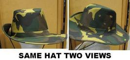 AUSTRALIAN BUSH CAMO HAT LARGE - $13.50