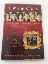 Friends The Complete Second Season DVD Set 2010... - $8.55