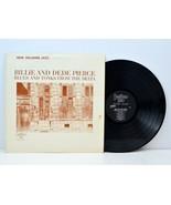 Autographed 1961 New Orleans Jazz - Billie and Dede Pierce Blues Vinyl L... - £55.81 GBP