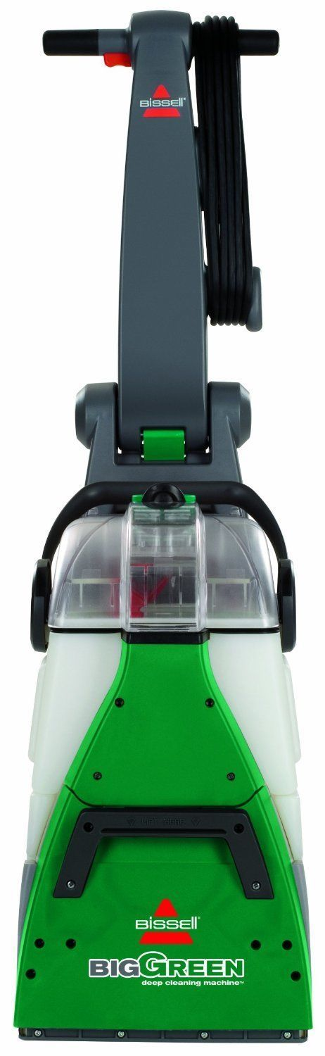 NEW BISSELL Big Green Deep Cleaning Machine Professional Grade Carpet Cleaner