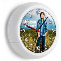 John Fogerty Country Rock And Roll Singer  Wall Clock Bedroom Tv Room Home Decor - $21.05