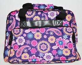 Purple Sewing Machine Tote - $51.97