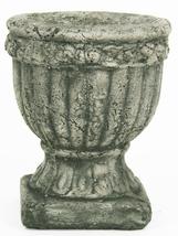 Small Classic Concrete Urn  - $59.00