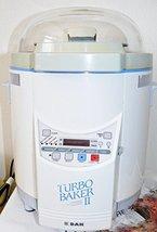 DAK Turbo Baker IV Bread Maker Welbilt Machine FAB-2000 IV - $285.00