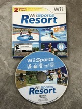 Nintendo Wii Sports + Wii Sports Resort 2 in 1 Combo Disc w/ Case! TESTED  - $65.44
