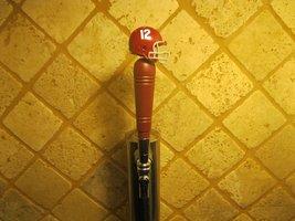 Alabama Crimson Tide Kegerator Beer Tap Handle Football Helmet Team Bar NCAA - $29.95