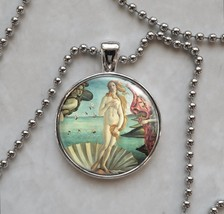 Sandro Botticelli Birth of Venus Pendant Necklace - $14.85+