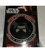 Disney Star Wars The Force Awakens Jumbo Eraser Kylo Ren The First Order... - $3.95